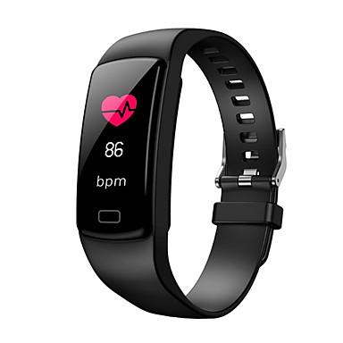 y9 έξυπνη μπάντα καρδιακός ρυθμός ιχνηλάτης έξυπνος βραχιόλι αίματος πίεση αίματος οξυγόνο αθλητισμός υπολογισμός θερμίδων ios android