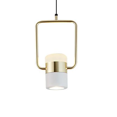 2-Light Anheng Lys Omgivelseslys galvanisert Malte Finishes Metall Akryl 110-120V / 220-240V