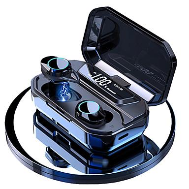 preiswerte Beliebte Kopfhörer-litbest g02 tws 5.0 bluetooth Stereokopfhörer mit geführtem wasserdichtem Telefon hanolder der intelligenten Anzeigenenergie BK 3300mah ipx7