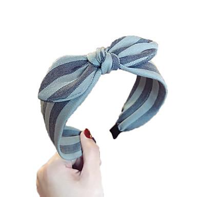Andre hår tilbehør Andre Material Parykker Tilbehør Dame 1 pcs stk cm Hverdag / Avslappet Bærbar / Hodeplagger Lett å bære / Stretch / Ultra Lett (UL)