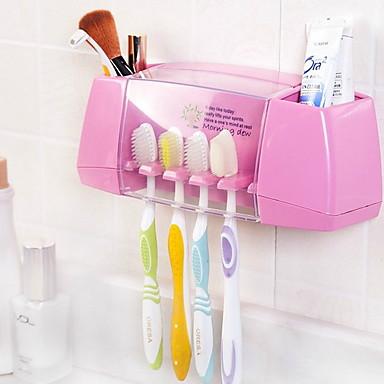 Εργαλεία Δημιουργικό Σύγχρονη Σύγχρονη PVC 2pcs Οδοντόβουρτσα & Αξεσουάρ