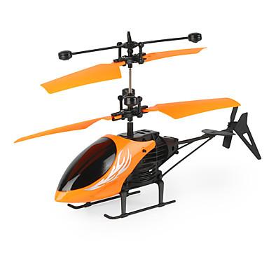 RC ελικόπτερο G5 2 Kανάλια 2 άξονα Infraroșu Εναλλακτήρεςς χωρίς ψήκτρες ηλεκτρικού Χωρίς κάμερα RTF Για Παιδιά / Φόρτισης