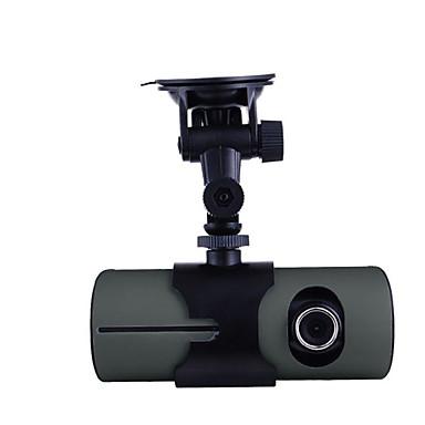 voordelige Automatisch Electronica-2,7 '' 1080p DVR camra videorecorder dash cam g-sensor gps dubbele camra len