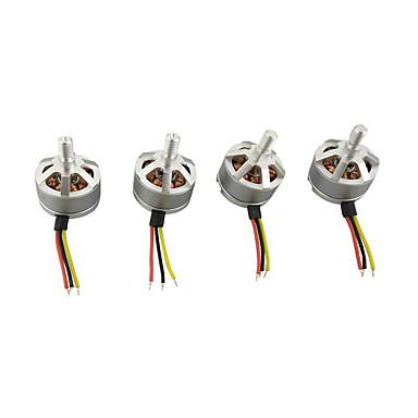MJX B5W F20 4stk Motorer / Motor Rc Kvadrokoptere Rc Kvadrokoptere Lav lyd / Beste kvalitet / Enkel å installere