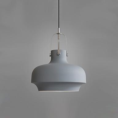 Τύμπανο Κρεμαστά Φωτιστικά Χωνευτό φωτιστικό οροφής Βαμμένα τελειώματα Μέταλλο Νεό Σχέδιο 110-120 V / 220-240 V
