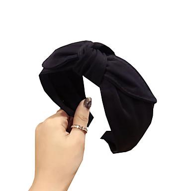 Pannebånd hår tilbehør Andre Material Parykker Tilbehør Dame 1 pcs stk cm Avslappet / Dagligdagstøy / Fritid / hverdag Vanlig / Fritid Dame / Bekvem / Ultra Lett (UL)