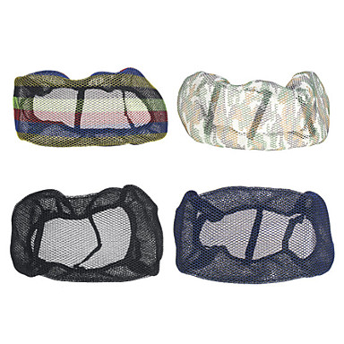 voordelige Auto-interieur accessoires-motorfiets 3d mesh zitkussen hoes ademend waterdicht flexibel