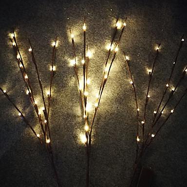 1pç LED Night Light Branco Quente Criativo 220-240 V