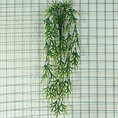 Ψεύτικα λουλούδια 1 Κλαδί Στήριξη στον τοίχο Σύγχρονη Σύγχρονη Ranunculus Λουλούδι Τοίχου