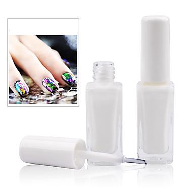 levne Náčiní a vybavení-10ml nail art lepidlo gel pro lepící hvězda galaxy fólie transfer nálepka tipy dekorace diy salon manikúra nástroje