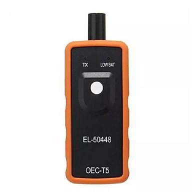 Auto ferramentas de redefinição tpms sensor de monitor de pressão dos pneus oec-t5 para a série gm el-50448