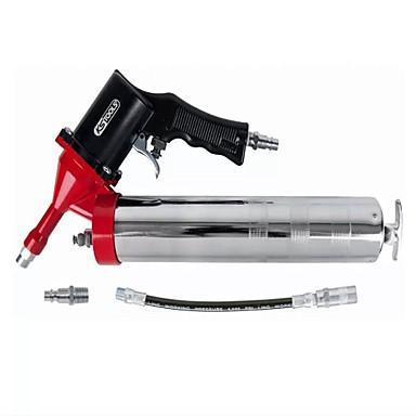 liga de alumínio pneumática da arma de graxa das ferramentas 40k de ks