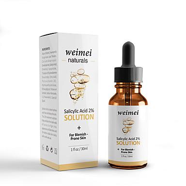 Corretivo Essência de Tratamento Facial Molhado Portátil Hidratante Anti-Envelhecimento Confortável Clareamento Diário