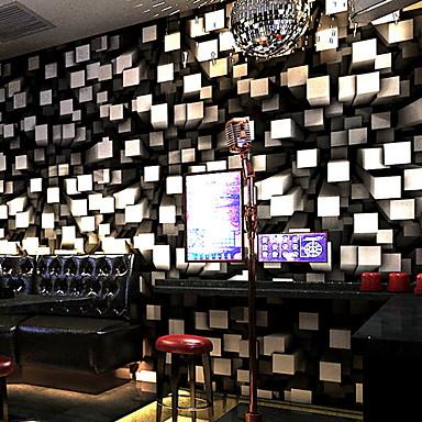 ταπετσαρία Nonwoven Κάλυψης τοίχων - κόλλα που απαιτείται Τούβλο