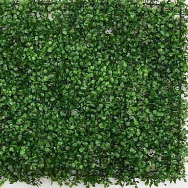 povoljno Umjetno cvijeće & Vases-Umjetna postrojenja Polyester Moderna Neregularan Zidno cvijeće Neregularan 1