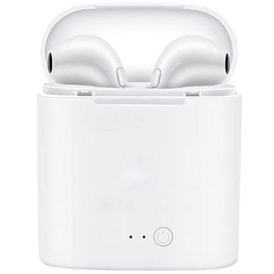 i7s tws mini bluetooth trådløse øretelefoner øretelefoner med lader boks sport headsets android audifonos for all smart mobiltelefon