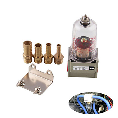 [$10 99] Engine Oil Separator Catch Reservoir Tank Can Baffled for Honda  Civic Acura