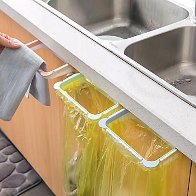 ντουλάπι κουζίνας πίσω πόρτα σκουπίδια ράφι απορριμμάτων τσάντα αποθήκευσης απορριμάτων μπορεί να υποστηρίξει