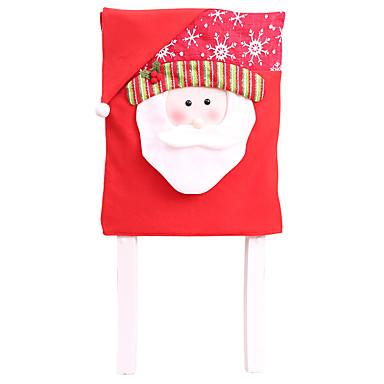 Yiwu pho_07be Χριστουγεννιάτικη διακόσμηση προμήθειες Αρχική διακόσμηση καρέκλα κάλυψη Εστιατόριο ξενοδοχείο Santa σκηνή διακόσμηση Κόκκινο γέρος