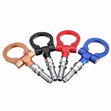 povoljno Vuča-univerzalna kuka aluminijska prikolica za vuču prstenasta trkačka traka za bmw e30 e36 e46 e90 e92 f30