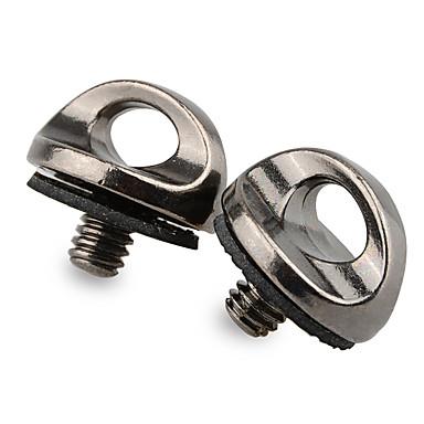 camvate universal 1 / 4-20 parafuso da cinta da câmera 2 peças c1469