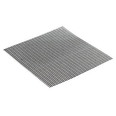 Yiwu pho_03v7 Teflon ptfe πλέγμα πλέγματος μη-ραβδί φύλλο πλέγματος μπάρμπεκιου ματ μαύρο 30 * 40cm