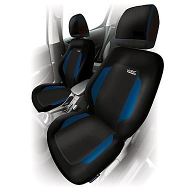 voordelige Auto-interieur accessoires-wrc blauwe autostoelhoezen gebruikelijk voor alle jaren universeel
