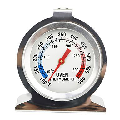 Yiwu pho_04g1 από ανοξείδωτο χάλυβα δείκτη ψησίματος θερμόμετρο φούρνου εργαλεία μέχρι 600 βαθμούς
