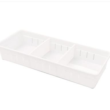 Υψηλή ποιότητα με Πλαστικά Αποθηκευτικά Κουτιά Για μαγειρικά σκεύη Κουζίνα Αποθήκευση 1 pcs