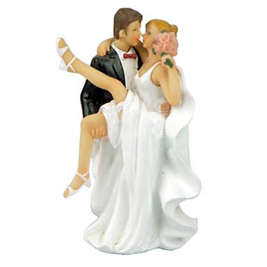 Yiwu ho107020b042 bryllupskake dukke dekorasjon klem utgjøre