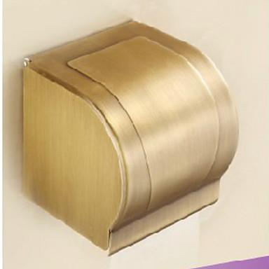 Toalettrullholder Kreativ / Multifunktion Moderne Messing 1pc Vægmonteret