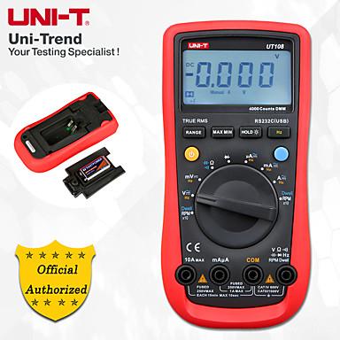 uni-t ut109 digital multimeter håndholdt digitalt display bakbelysning for bilinspeksjon