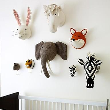 dekorative gjenstander, plast enkel stil for hjemmedekorasjon gaver 1pc