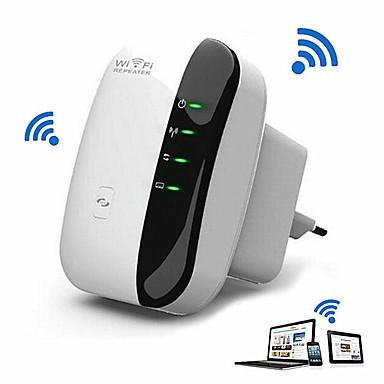 preiswerte Drahtlose Router-Mini-Router Wireless Wi-Fi Range Extender Signalverstärker Booster WPS einfach