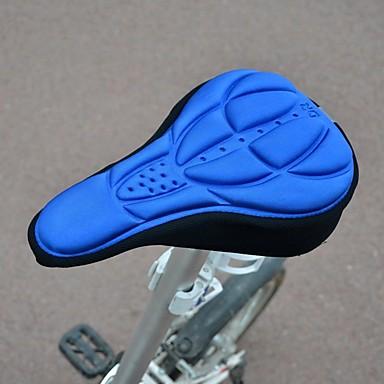 povoljno Dijelovi za bicikl-Futrola za sjedalo Mala težina Izuzetno široka Prozračnost Najlon silika gel Biciklizam Mountain Bike Rekreativna vožnja biciklom Bicikl fixie Crn Tamno roza žuta / Gust / Ergonomsko / Ergonomsko