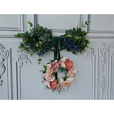 voordelige Feestbenodigdheden-Bloemblaadjes Organza 1 Stuk Bruiloft
