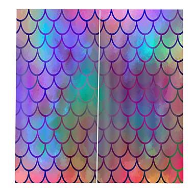 multifunksjonelle høyt nøyaktige materiale gardiner fortykning full skygge stoff gardiner for stuen vanntett anti-rynke ren polyester dusj gardiner