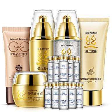 Corretivo Máscara Facial Tratamento Máscara Molhado Portátil Hidratante Confortável Clareamento Casual Diário
