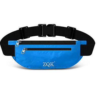 Τσάντα Μέσης Τσάντα / πακέτο μέσης Τρέξιμο πακέτο για Τρέξιμο Υπαίθρια Άσκηση Για Υπαίθρια Χρήση Geantă Sport Φορητό Ελαφρύ Ανθεκτικό Νάιλον Τσάντα για τρέξιμο Ενήλικες