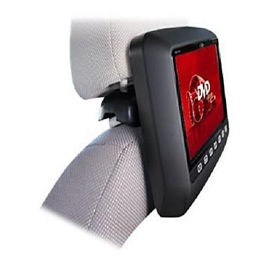 levne Auto Elektronika-LITBest 9 inch Opěrka hlavy SD / USB podpora pro Evrensel Podpěra, podpora mp3 JPEG
