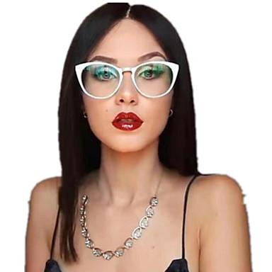 100% Natural Peruca Longo Liso Parte do meio Preta Feminino Parte U Cabelo Brasileiro Mulheres Preto 14 polegadas 16 polegadas 18 polegadas