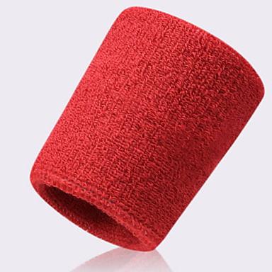 Beskyttende Redskaper Håndleddsbeskyttelse Nylon Elastan Spandex Gummi Stretch Styrketrening Holdbar Lettvekt Pustende Svettekontroll Trening & Fitness Basketball Trene Til Herre Dame