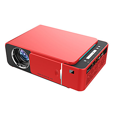 cheap Projectors-UNIC T6 HD Projector 4k 3500 Lumens Portable LED 1280*720 Portable Video Beamer Home Cinema Theater