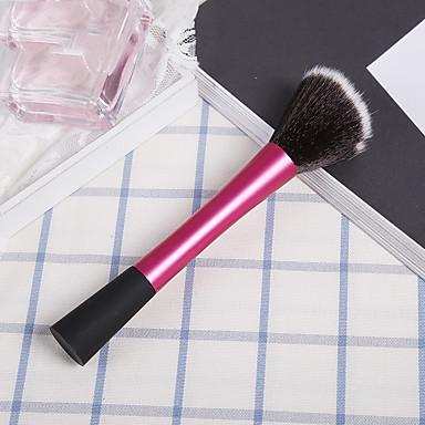 preiswerte erröten Bürsten-Professional Makeup Bürsten 1pc Weich Bequem Künstliches Haar Plastik zum Rougepinsel
