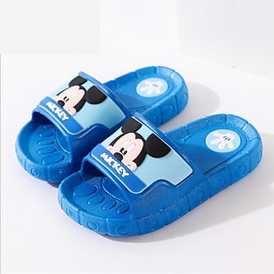 Gutt / Jente Komfort PVC Tøfler og flip-flops Toddler (9m-4ys) Fuksia / Marineblå Sommer