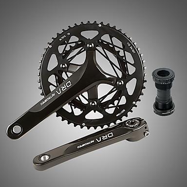 povoljno Dijelovi za bicikl-Cranksets Za Cestovni bicikl / Mountain Bike Aluminum Alloy / CNC Pojačana izdržljivost / Izdržljivost / Jednostavna primjena Biciklizam Crn