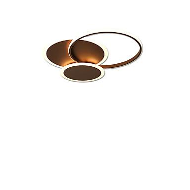 Γραμμική Φωτιστικά Χωνευτής Εγκατάστασης Ατμοσφαιρικός Φωτισμός Βαμμένα τελειώματα Μέταλλο Ακρυλικό LED 110-120 V / 220-240 V Θερμό Λευκό / Ψυχρό λευκό