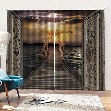 βρετανική υφασμάτινη κουρτίνα αδιάβροχη μωβ κουρτίνες ντους μαυρίσματος ηχομόνωση για υπνοδωμάτιο / καθιστικό με αγκίστρι / δαχτυλίδια