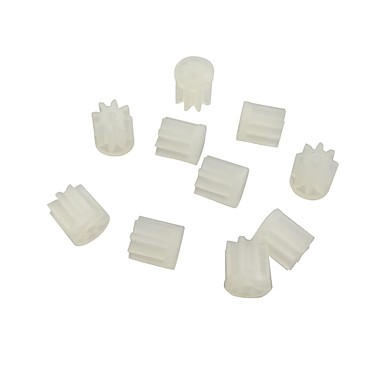 E58 S168 JY019 Motor gear 10pcs Rc Kvadrokoptere Rc Kvadrokoptere ABS + PC Beste kvalitet / Enkel å installere / Holdbar