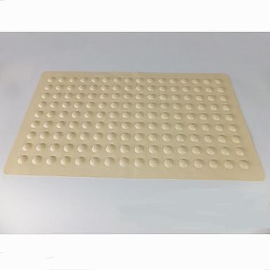 1pc Moderne Badematter Spesial Material Kreativ Sklisikker